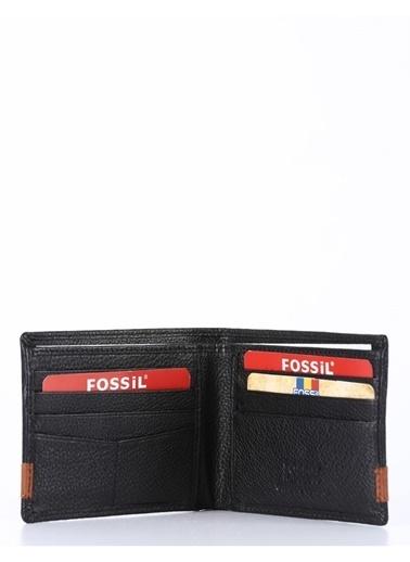 Fossil Cüzdan Siyah